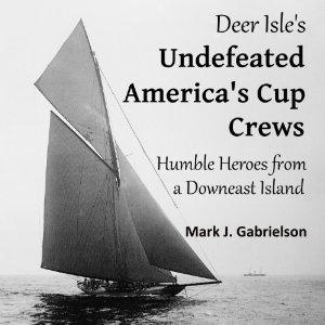 deer isle audiobook cover