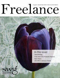 Freelance Cover September 2014