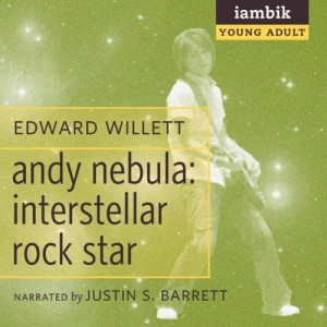 Andy Nebula Audio Book Cover