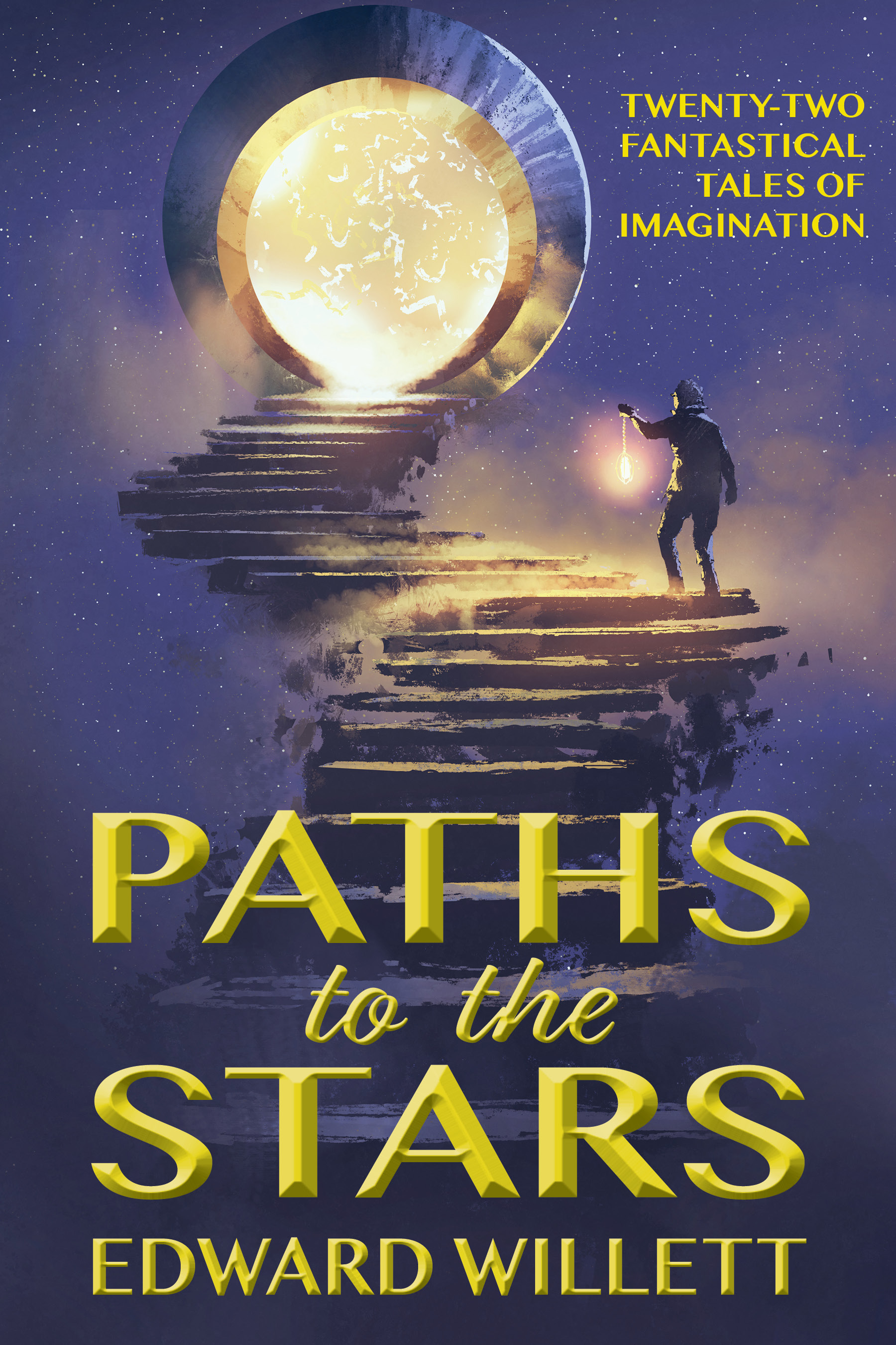 Blog edward willett cover reveal paths to the stars my short story collection fandeluxe Images